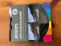 Jessops Circular Polariser 62mm (as new in case)