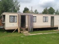 2 bedroom Static/Mobile home