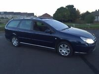 CITROEN C5 VTR HDI,F/S/H,2 FORMER KEEPERS FROM NEW,04/03/2017 MOT,WITH TOW BAR