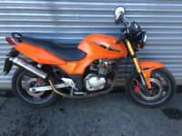 Superbyke RSR 125 (Learner Legal)