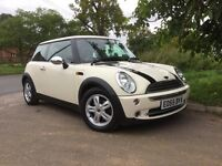 Beautiful Mini One 1.6 3dr Hatchback only 77,000 miles!