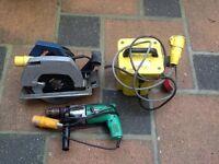 110 volt tool bundle