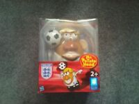 Official Licensed England Football Mr Potato Head Great last minute present