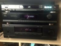 Seperets((amp))((tuner))((CD player)) PICK UP ONLY!!!