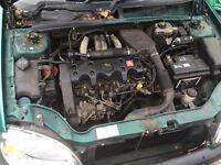 saxo diesel engine