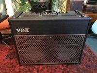 Vox 100 Watt Valvetronix Modelling Guitar Amplifier Great Tone And Condition