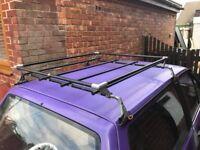 Vintage / Classic Car Thule Roof Rack