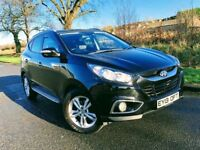 2013 Hyundai IX35 CRDI PREMIUM****FINANCE £54 A WEEK*****