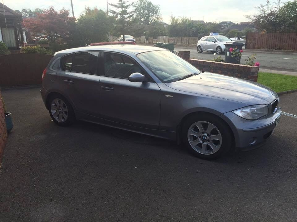 BMW 1 Series 2.0 118d SE 5 door. Pristine condition with full service history!