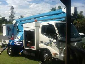 Truck Mounted EWP,s And Trailer Mounted Tower Hire Business Beenleigh Logan Area Preview