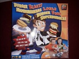 Build a burger game