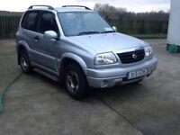 2003 Suzuki Grand Vitara 1.6 Petrol