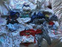 Baby Boy 9-12 Clothes