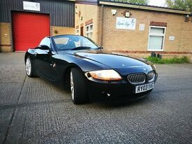 bmw z4 3.0 convertible for sale