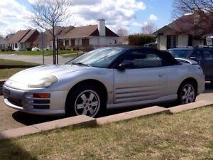 Mitsubishi Éclipse Spyder GT 2001