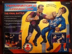 "► ► Terminator 2 - ""Rock 'Em Sock 'Em Robots"" Game ◄ ◄"