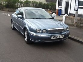 Jaguar x type diesel 04 excellent cond full history