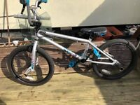 BMX special jumping bike excellent condition