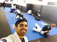 Brazilian Jiu Jitsu Classes for kids and adults at The Gauntlet Fight Academy
