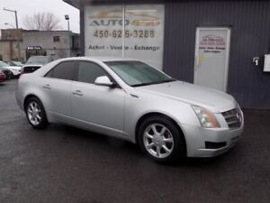 CADILLAC CTS-4 2009***TRACTION INTEGRAL,MAGS,INTERIEUR EN CUIR**