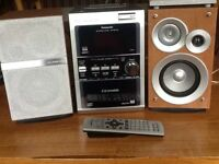 Micro hi fi system in excellent condition