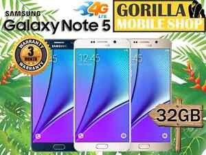 ◇◇ AS NEW SAMSUNG GALAXY NOTE 5 ◇◇ Strathfield Strathfield Area Preview