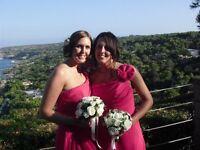 2 x impression bridesmaids dresses (design number 20001)