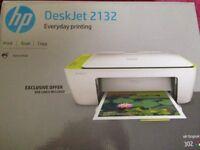 HP inkjet printer scanner