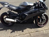 For Sale Yamaha R6 - 2013 (possible swap)