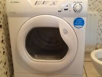 Candy sensor condenser tumble dryer