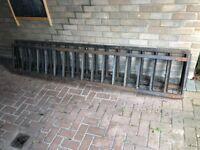 2x Heavy duty recovery ramps 250/46 cm
