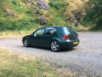 Volkswagen Golf GTI 20v turbo