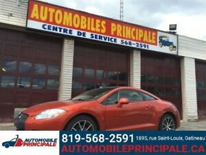 2011 Mitsubishi Eclipse with SUNROOF!