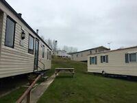 Hastings caravan for school holidays