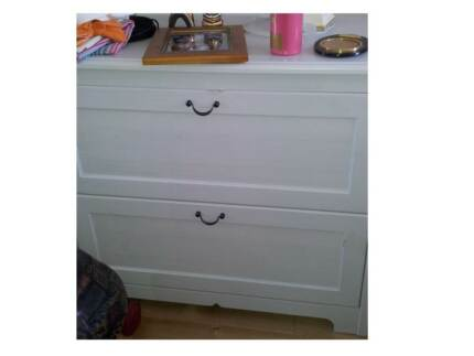 2 x 2 Drawer IKEA Chest of Drawers Aspelund & Garden Planter Werrington County Penrith Area Preview