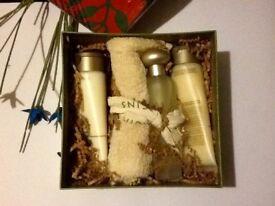 Origins Ginger essence edt gift set