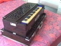 Harmonium scalechanger
