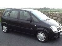 Good clean 2007 Vauxhall meriva for sale...£895 ono