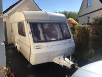 Abbey Somerset 4-5 Berth With Awing (Cheap for quick sale)