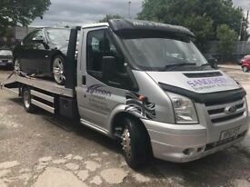 Car / vehicle breakdown recovery transport & accident services-24 hr
