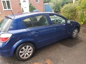 Vauxhall Astra 1.8 automatic (prefer a swap for diesel or lower cc)
