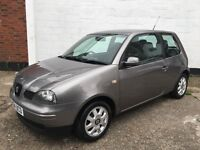 Seat Arosa 1ltr 72k 1 owner car group 5 insurance will come with brand new mot and service when sold