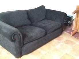 3 Seater Fabric Comfy Sofa