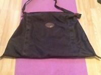 Authentic mulberry weekend holder