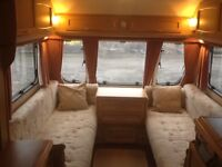 Swift Challenger 470 SE 2 berth Caravan, good condition for its age ideal for a starter caravan