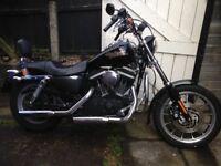 Harley Davidson 1200cc Big Bor Sportster