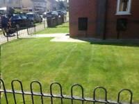 Gardens cut