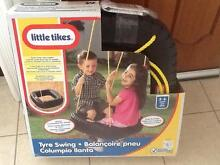 NEW/Boxed Tyre Style Swing- Little Tikes, strong/durable Shailer Park Logan Area Preview