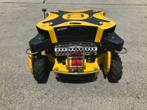Remote Control Spider 2SGS Commercial Rotary Slope Mower