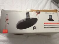 ipad/iphone/ipod Universal docking station/speaker